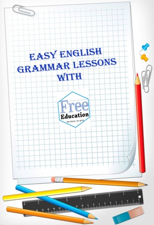 English lesson_Present simple_ Poster
